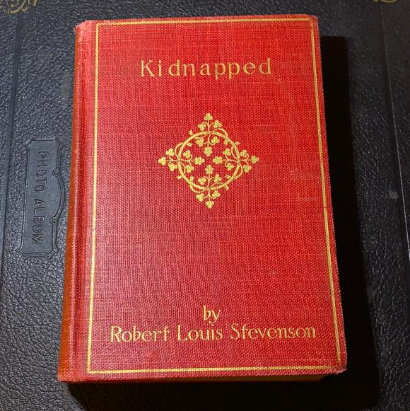 Kidnapped By Robert Louis Stevenson, Circa 1920s