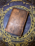 Claudii Claudiani Early 19th Century Antique Opera Book, 1819