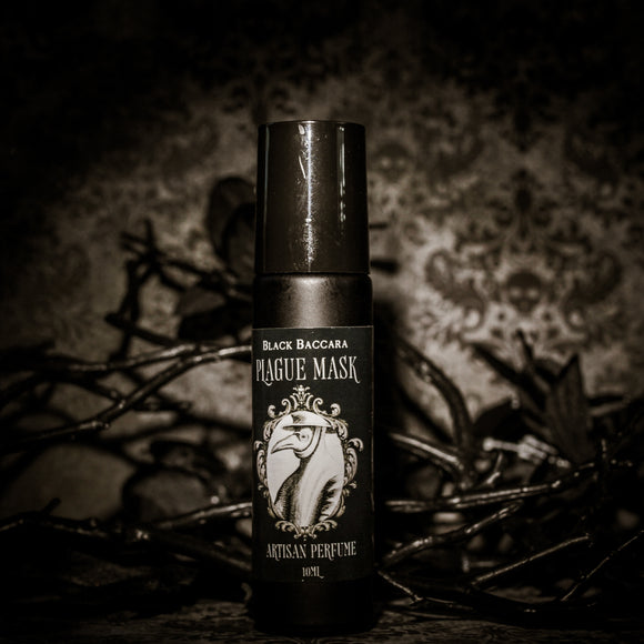 Plague Mask Perfume Oil (Limited Edition Resurrection)