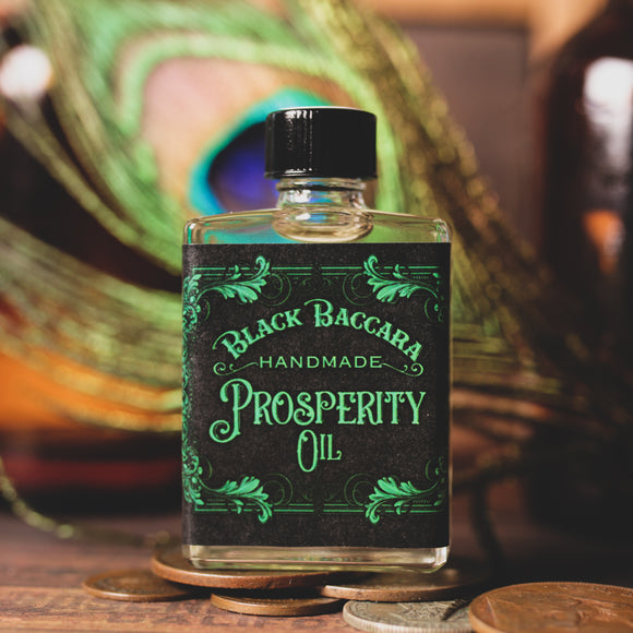 Handmade Prosperity Oil