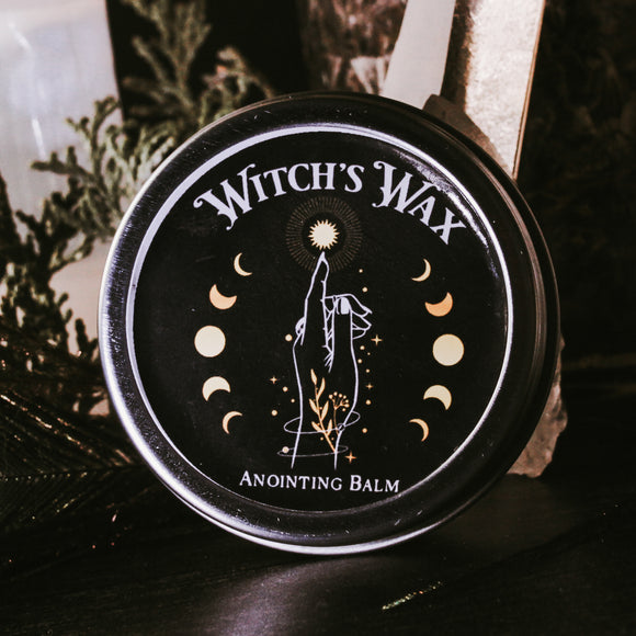 Witch's Wax Botanical Anointing Balm (Pre-Order)