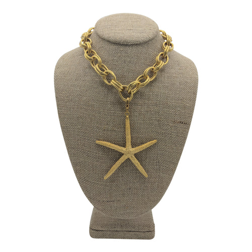 Gold Skinny Starfish Enhancer