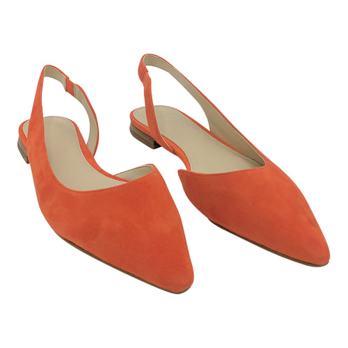 Sessily Orange Suede 2
