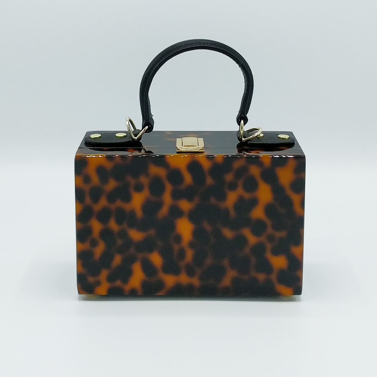 Sea Lily Tortoise Shell Handbag