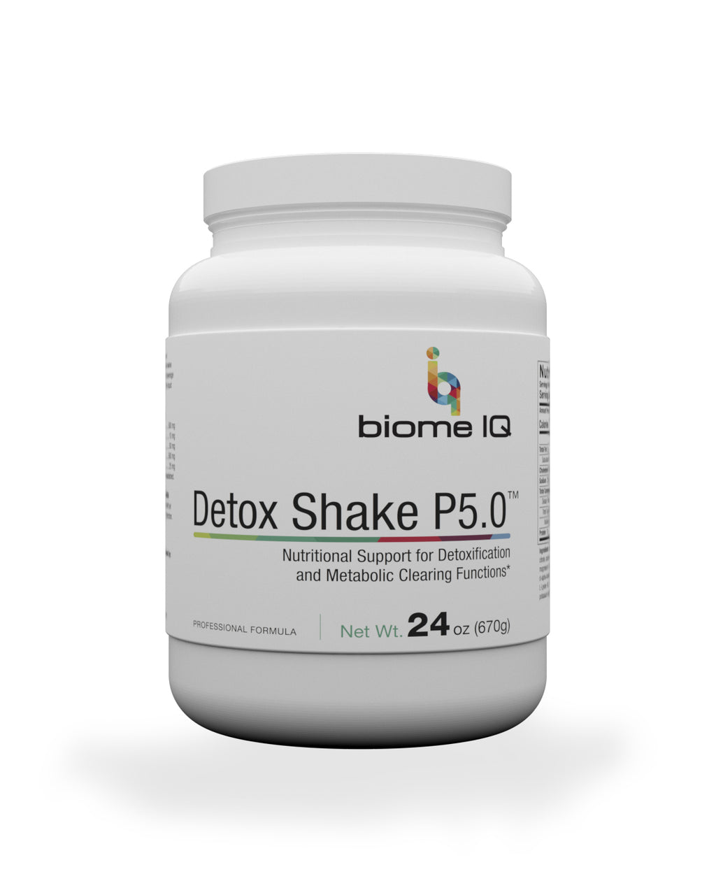 BiomeIQ MTHFR Supplements - Detox Shake P5.0