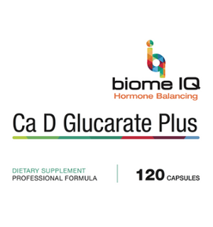 BiomeIQ MTHFR Supplements - Ca D Glucarate Plus