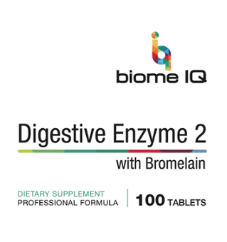 BiomeIQ MTHFR Supplements - Digestive Enzyme 2