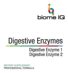 BiomeIQ MTHFR Supplements - Digestive Enzymes Kit