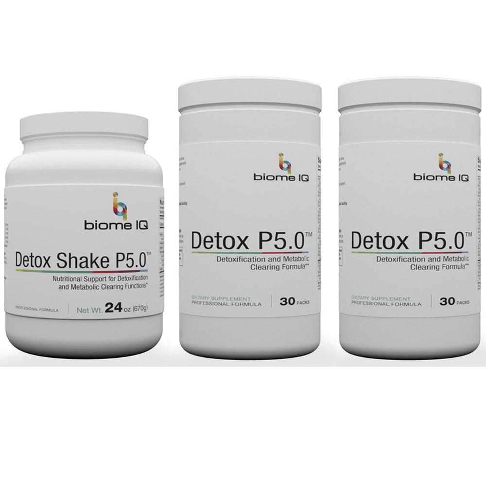 BiomeIQ MTHFR Supplements - Detox Extender