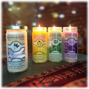 Candles- Non-GMO Soy Wax