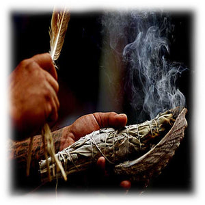 Smudging Supplies & Incense