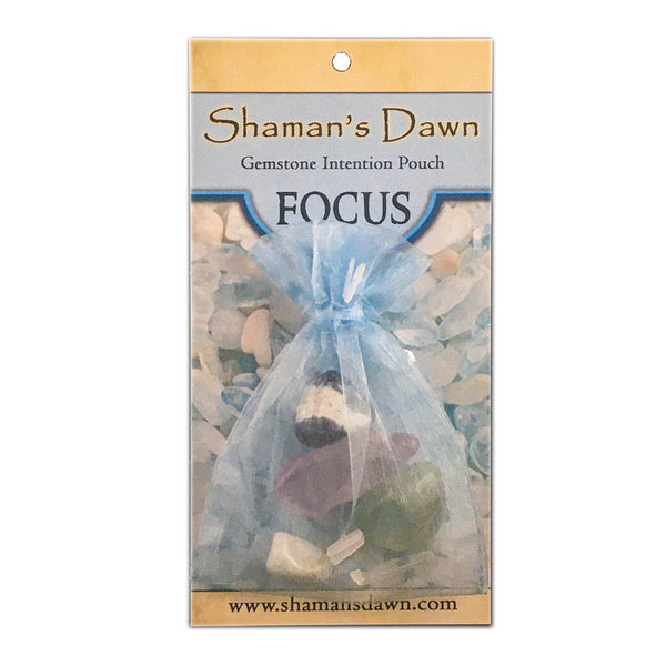 Gemstone Intention Pouch- Focus