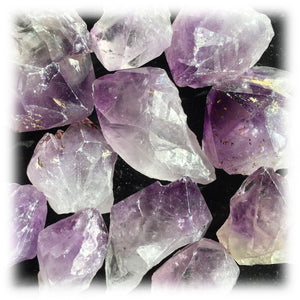 Crystal Points - Amethyst