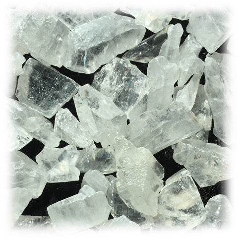 Raw Calcite - Clear