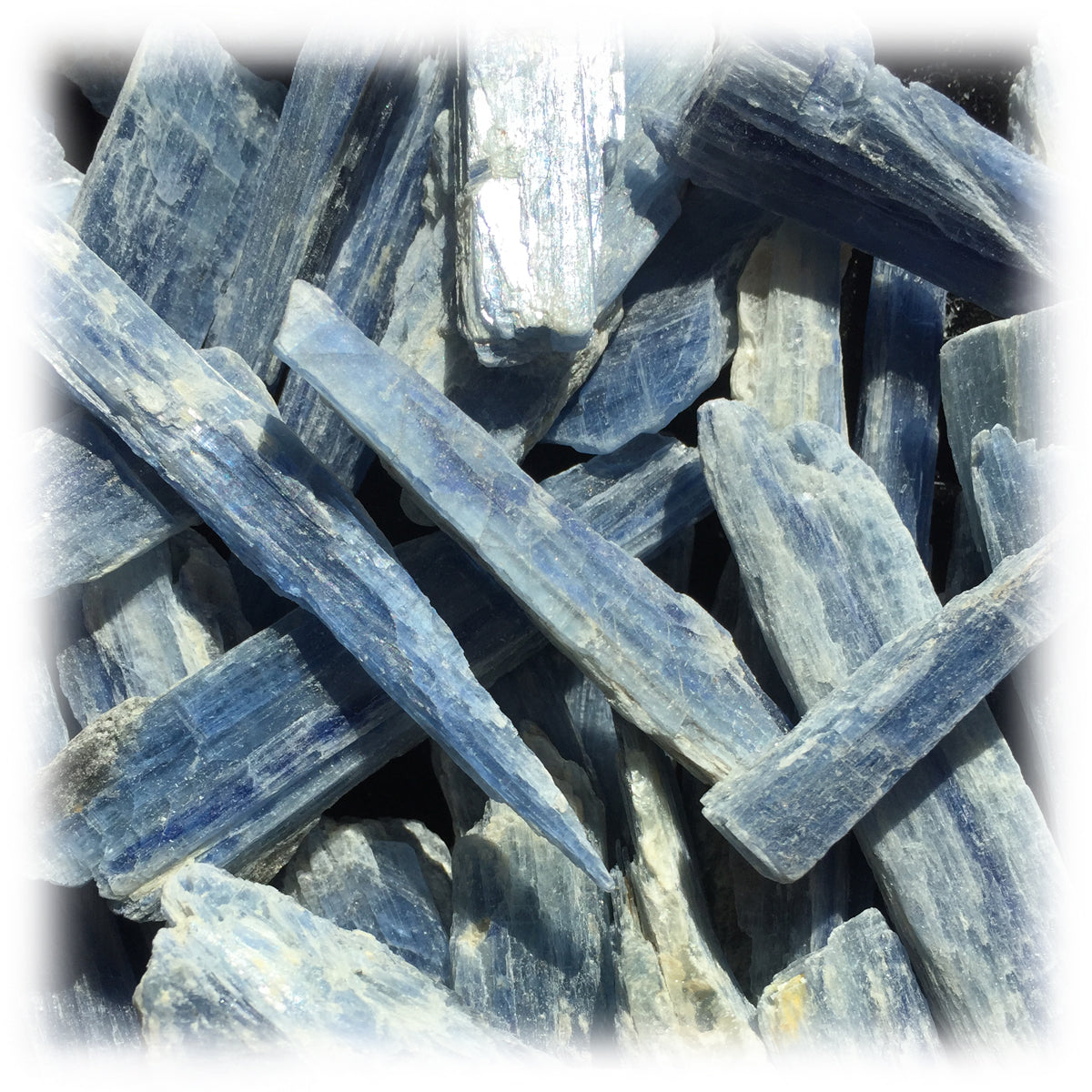 Raw Kyanite