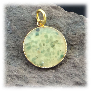 Sastun®- Healing Vitality- Green Quartz and Gold