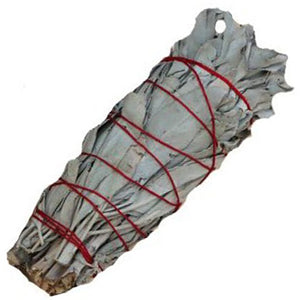 White Sage- Smudge Stick- Large