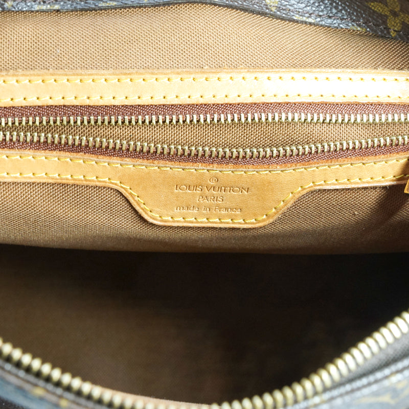Pre-loved authentic Louis Vuitton Cabas Piano Tote Bag sale at jebwa.