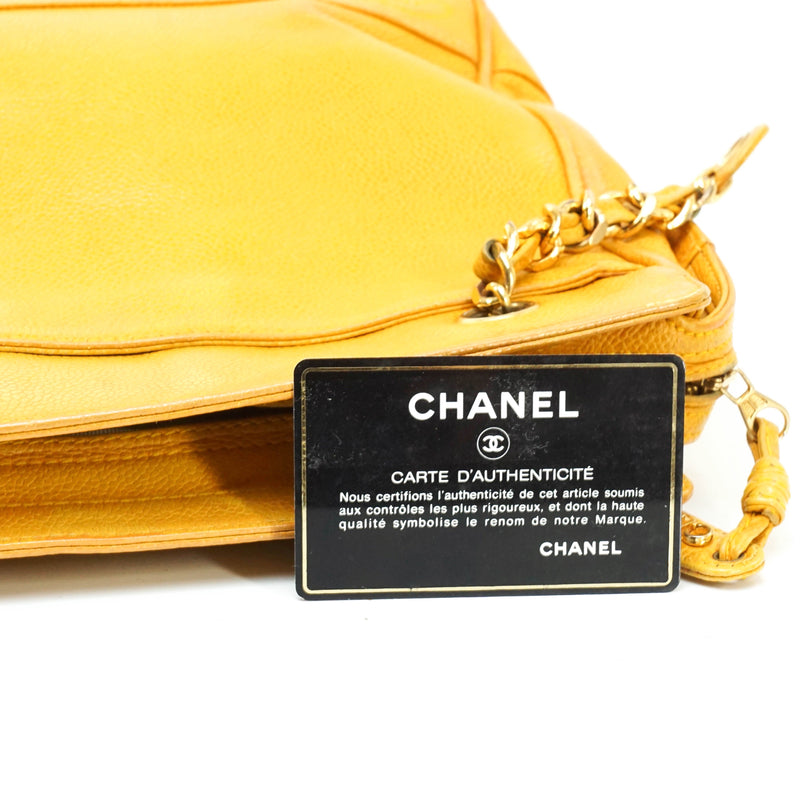 Chanel Coco Chain Shoulder Bag