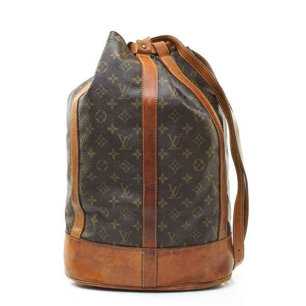 Pre-loved authentic Louis Vuitton Randonnee Gm Shoulder sale at jebwa.