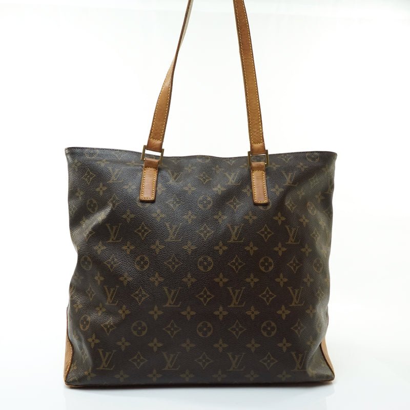 Louis Vuitton Cabas Mezzo Tote Bag