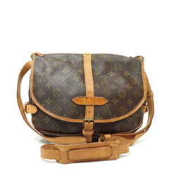 Pre-loved authentic Louis Vuitton Saumur 30 Messenger sale at jebwa.