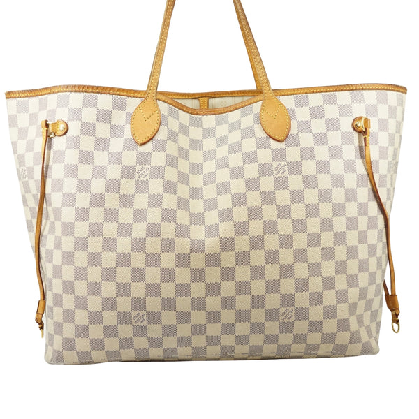 Pre-loved authentic Louis Vuitton Neverfull Gm Tote Bag sale at jebwa.