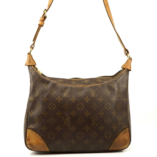 Pre-loved authentic Louis Vuitton Boulogne 30 Shoulder sale at jebwa
