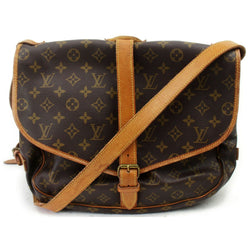 Pre-loved authentic Louis Vuitton Saumur 35 Crossbody sale at jebwa
