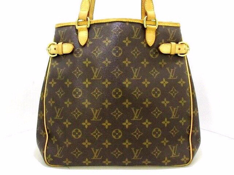 Pre-loved authentic Louis Vuitton Batignolles Vertical sale at jebwa.