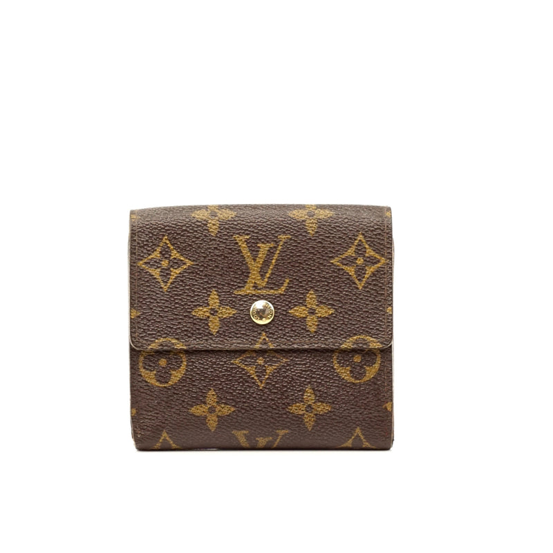 Pre-loved authentic Louis Vuitton Elise Portefeiulle sale at jebwa