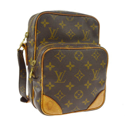Pre-loved authentic Louis Vuitton Amazon Pm Cross Body sale at jebwa