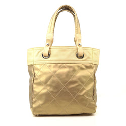 Pre-loved authentic Chanel Pariz Biarritz Pm Tote Bag sale at jebwa