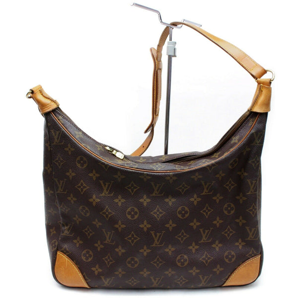 Pre-loved authentic Louis Vuitton Boulogne 30 Crossbody sale at jebwa