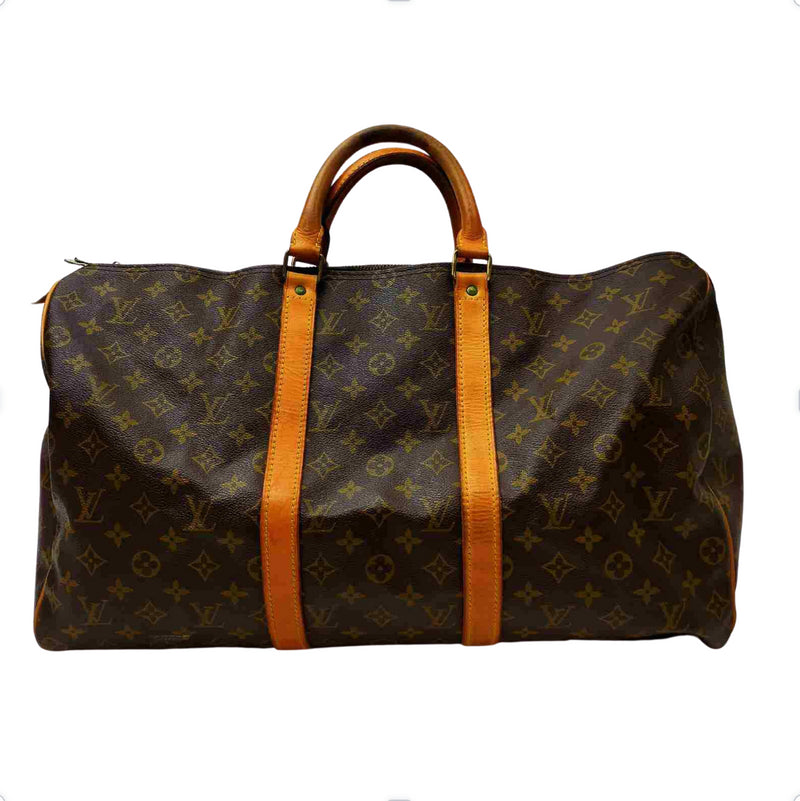 Louis Vuitton Keepall 50 Travel Bag