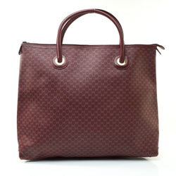 Gucci Shoulder Bag Burgundy Tote
