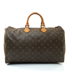 Pre-loved authentic Louis Vuitton Speedy 40 Hand Bag sale at jebwa.