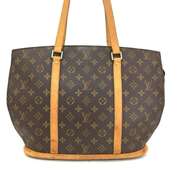 Pre-loved authentic Louis Vuitton Babylone Bag sale at jebwa