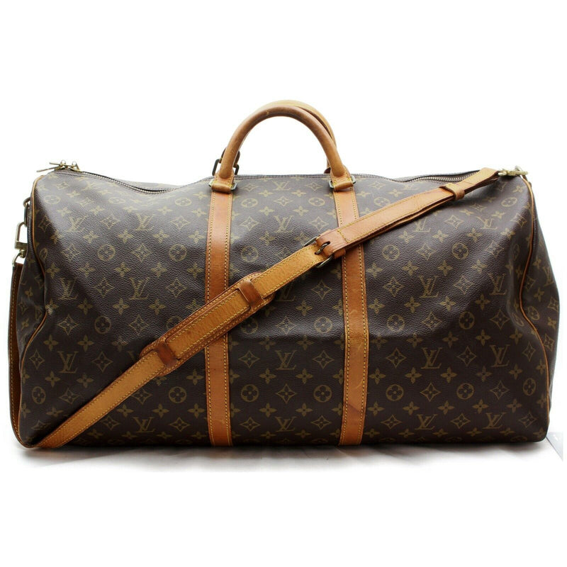 Pre-loved authentic Louis Vuitton Keepall 60 sale at jebwa