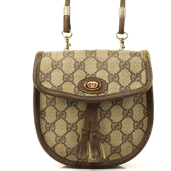 Pre-loved authentic Gucci Gg Crossbody Bag Vintage sale at jebwa