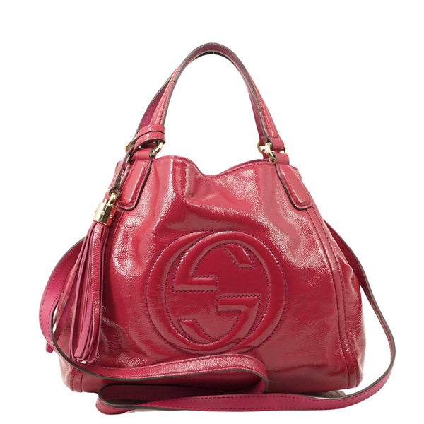 Gucci Soho Convertable Hand Bag