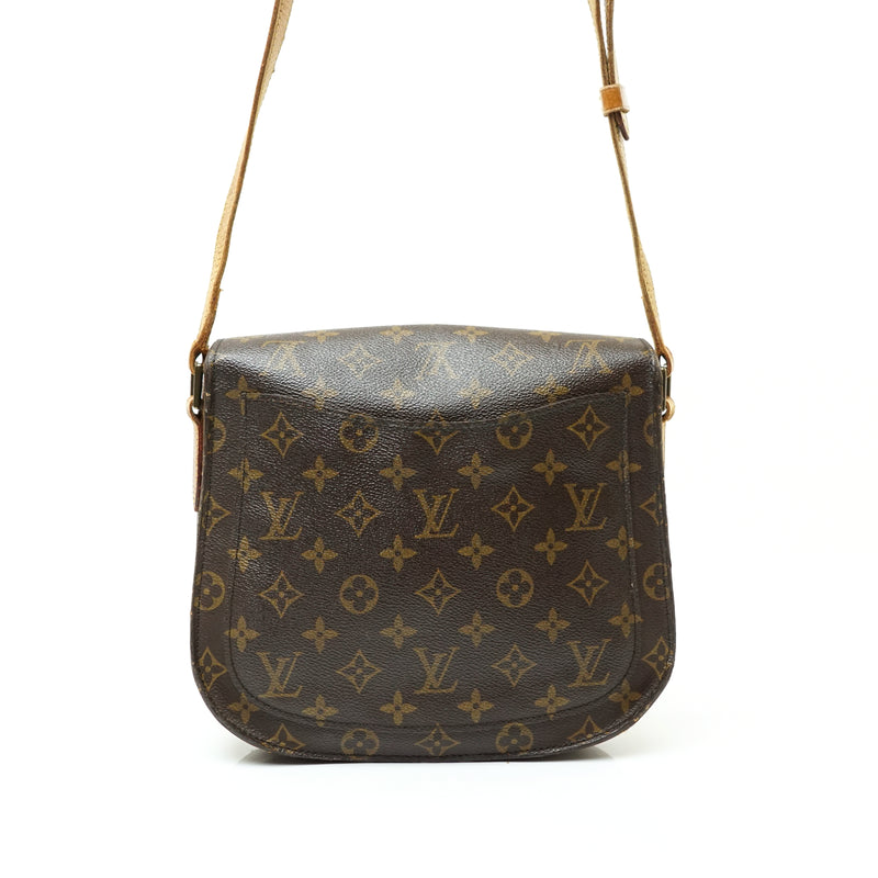 Pre-loved authentic Louis Vuitton Saint Cloud Gm sale at jebwa.