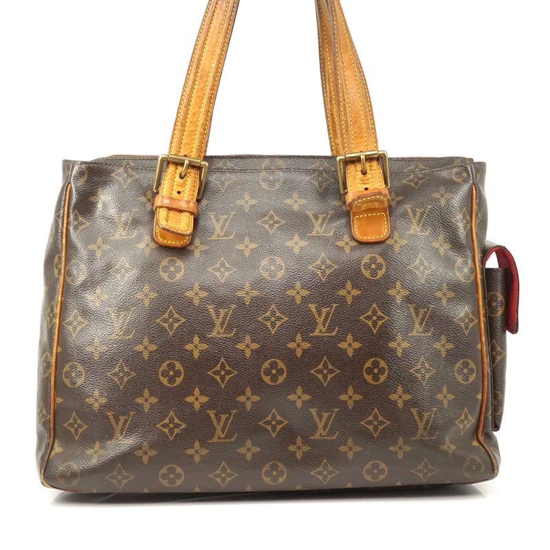 Pre-loved authentic Louis Vuitton Multipli Cite sale at jebwa