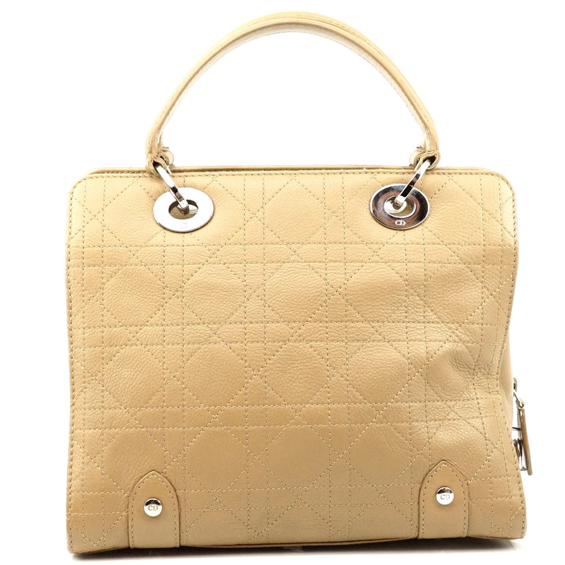 Pre-loved authentic Christian Dior Lady Dior Hand Bag sale at jebwa