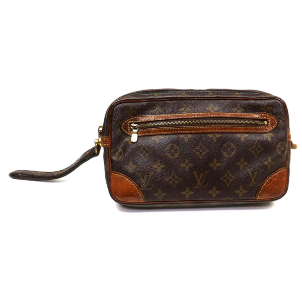 Pre-loved authentic Louis Vuitton Marly Dragonne Gm Bag sale at jebwa