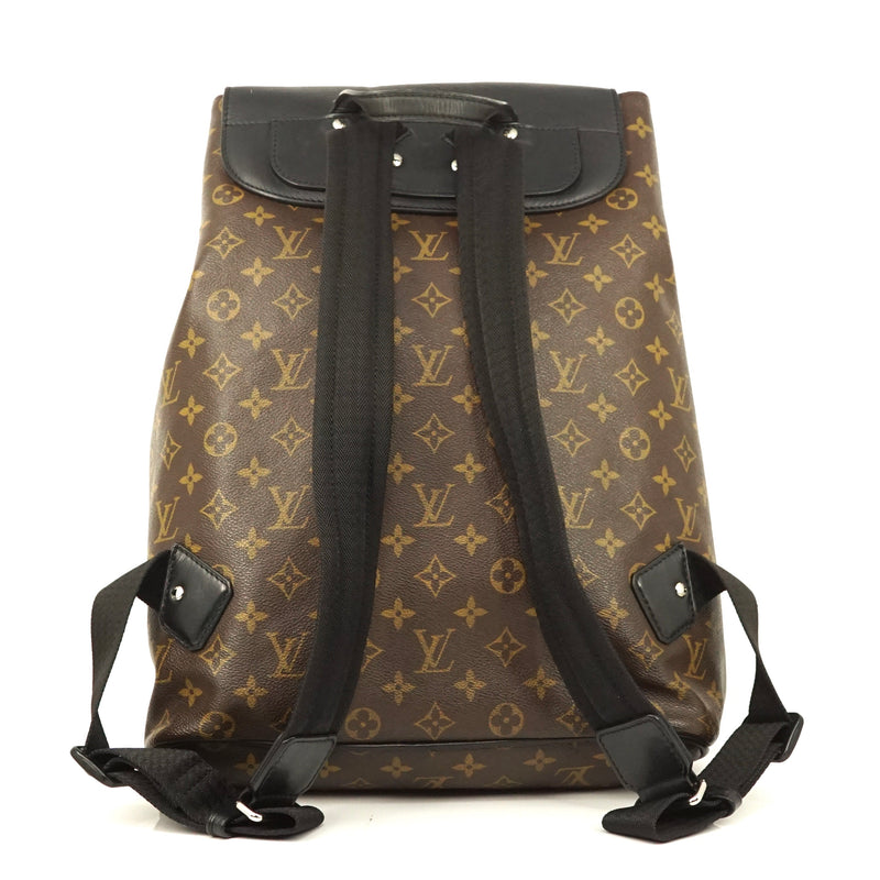 Pre-loved authentic Louis Vuitton Macassar Palk sale at jebwa.