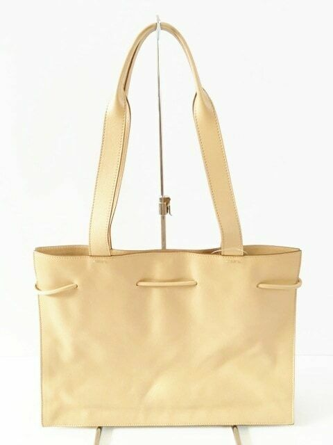 Pre-loved authentic Gucci Tote Bag Leather Light Brown sale at jebwa