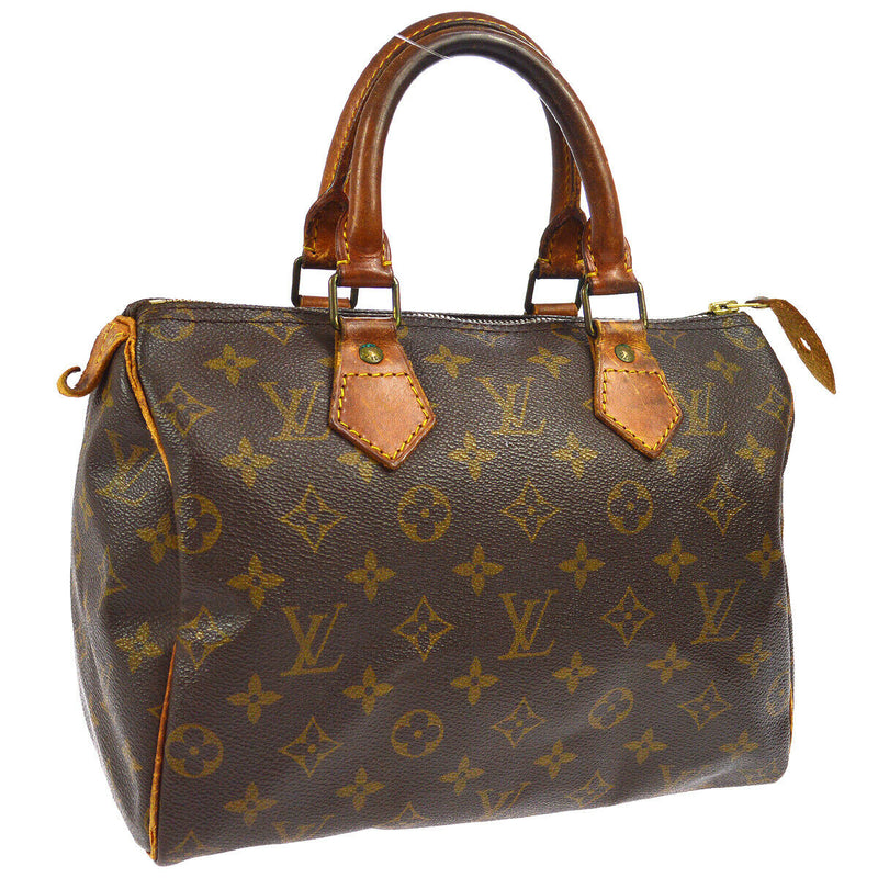 Pre-loved authentic Louis Vuitton Speedy 25 Boston sale at jebwa
