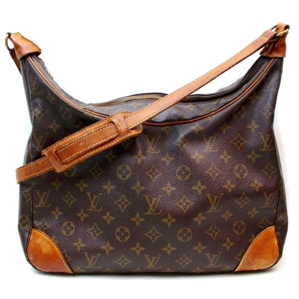 Pre-loved authentic Louis Vuitton Boulogne 35 Shoulder sale at jebwa