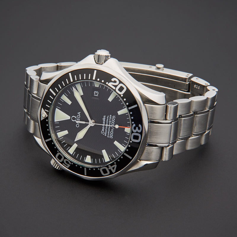 Pre-loved authentic Omega Seamaster Professional Automatic sale at jebwa